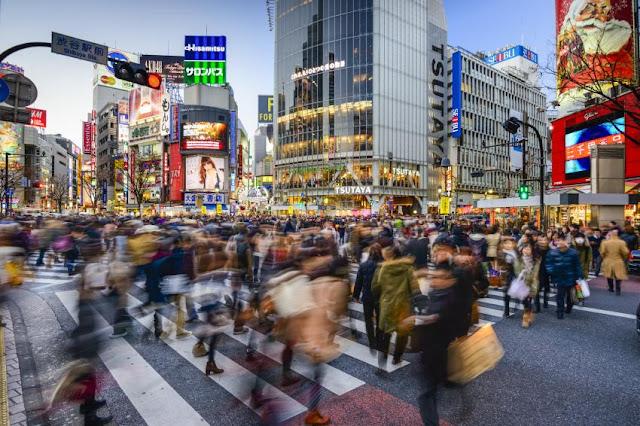 Populasi Kian Menurun, Pemerintah Jepang Menghadapi Serbuan Warga Asing