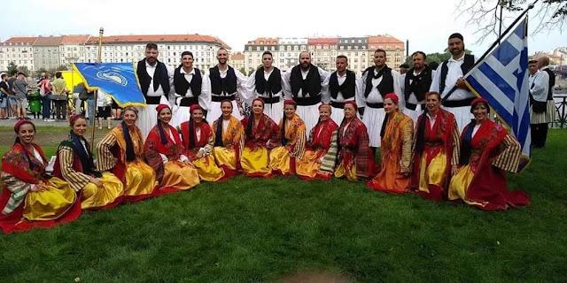 Χορευτικός Αύγουστος για το Περιφερειακό Τμήμα Κουτσοποδίου του Λ.Ε.Α.