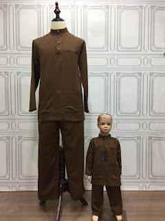 baju melayu raya 2018
