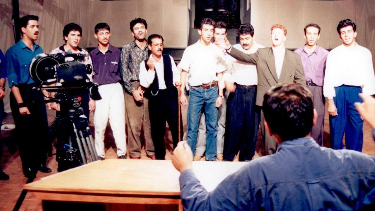 Cena de Salve o Cinema, 1995 (Mohsen Makhmalbaf)