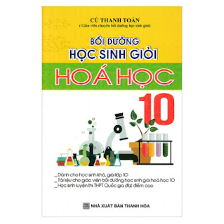 Bồi Dưỡng Học Sinh Giỏi Hóa Học Lớp 10 ebook PDF-EPUB-AWZ3-PRC-MOBI