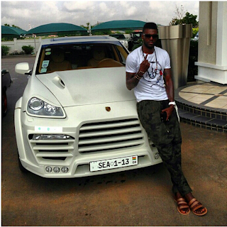 emmanuel adebayor cars