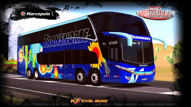 PARADISO G7 1800 DD 8X2 - VIAÇÃO TRANSNORTE