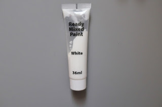 zestaw farb z pepco ready mixed paint
