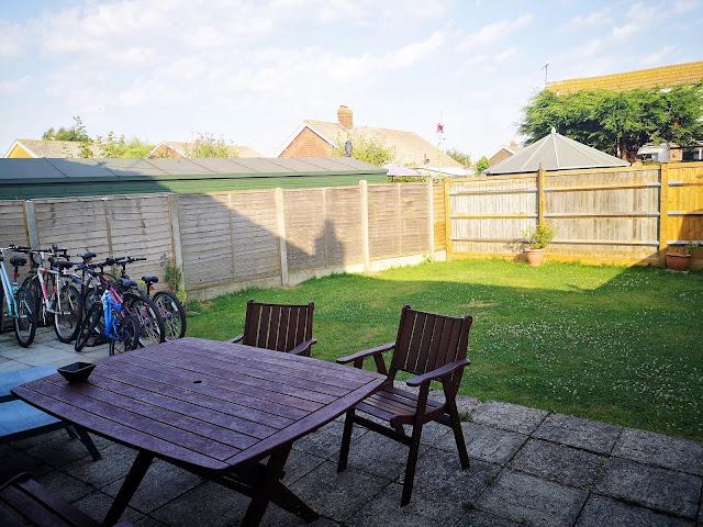 Ro's Place rear garden