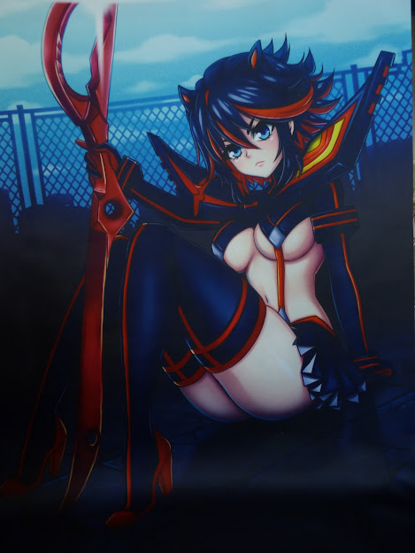 Kill la Kill - Ryoko Banner