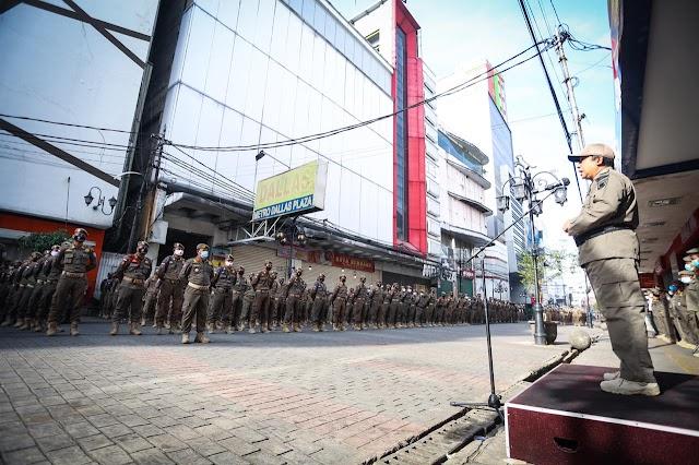 Apel Pengamanan Nataru, Yana : Bandung Zona Merah Dilarang Merayakan  Malam Tahun Baru