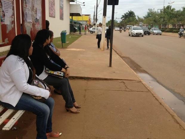 Frente fria deve chegar em todo o estadode Rondônia, diz SIPAM