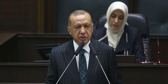 """""""Προφητεία"""" Ερντογάν για βόμβες στην Ευρώπη"""