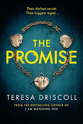 The Promise by Teresa Driscoll book cover