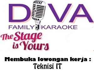 Lowongan Kerja DIVA Family Karaoke