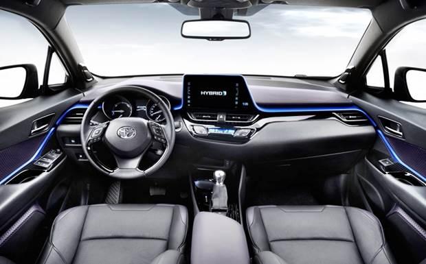 2019 Toyota CHR Price in Pakistan