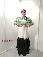 Actress Mannara Chopra Ramp Show in Fashion Dress at Delhi  0009.jpg