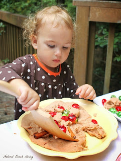 DIY Thanksgiving Activities from Natural Beach Living on Montessori-On-A-Budget.com