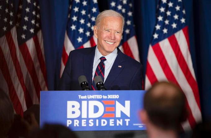 """Usa, al via l'era Biden: ''E' un nuovo giorno in America"""""""