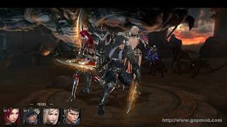 Download Knight of Night KON (콘) v1.00.100 Apk Android
