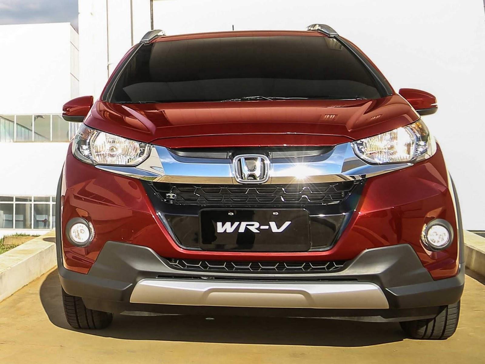 Honda WR-V 2017: detalhes, consumo e ficha técnica