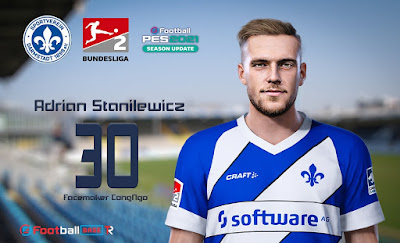 PES 2021 Faces Adrian Stanilewicz by CongNgo