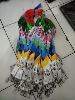 Produsen Cetak Lanyard Printing Custom Tercepat