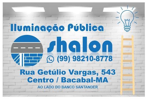 ILUMINAÇÃO PÚBLICA SHALON – BACABAL - MA