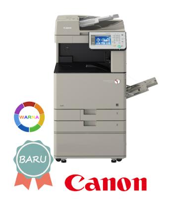 Spesifikasi Mesin Fotocopy Warna Canon IRA C3320