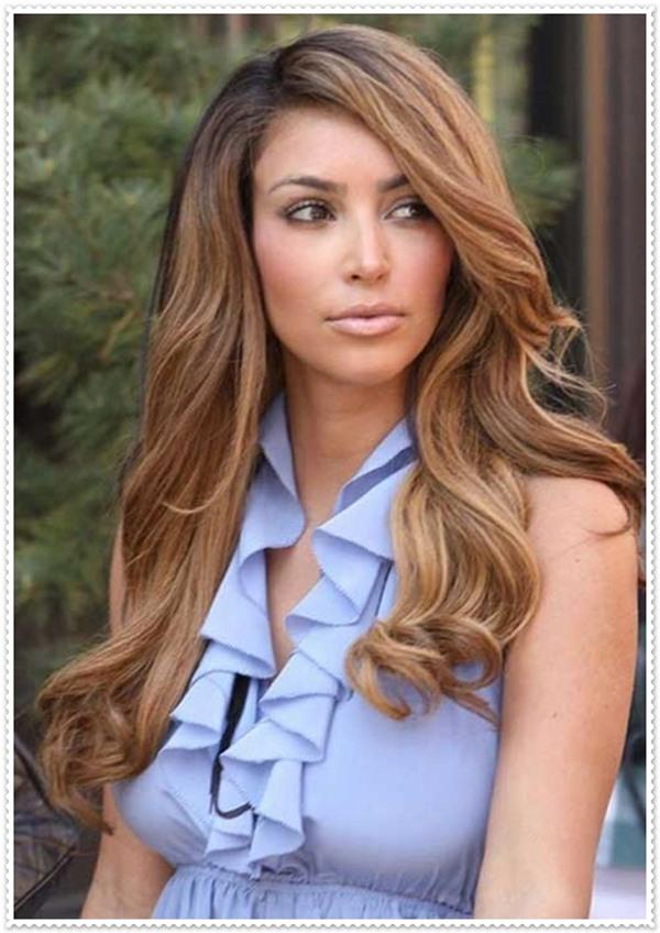 Die 10 Schönsten Karamell Haarfarben