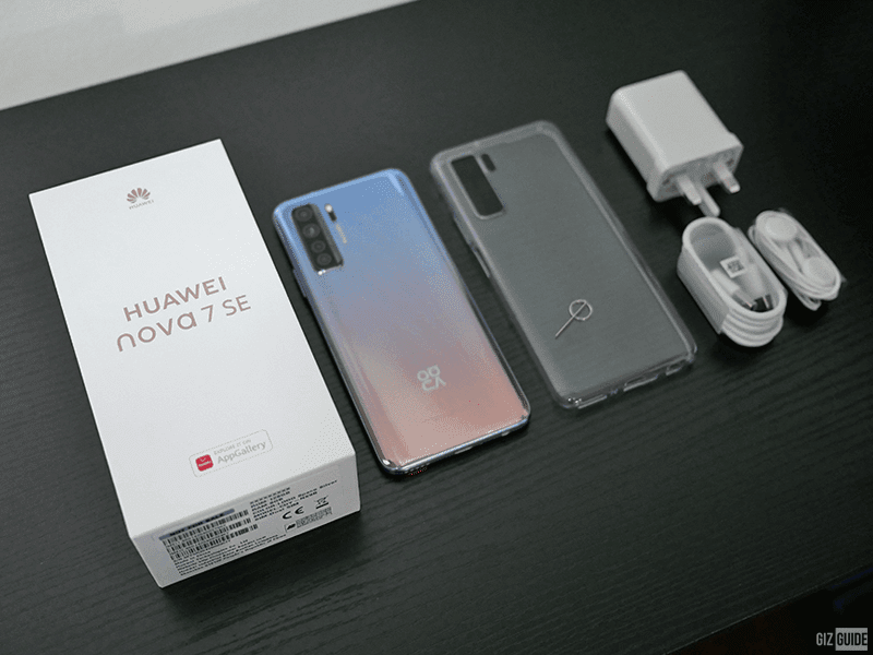 Huawei nova 7 SE 5G is a rare future-ready mid-ranger, here's why: