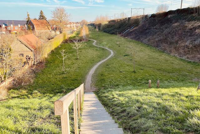 Wandelen in Culemborg Spoor