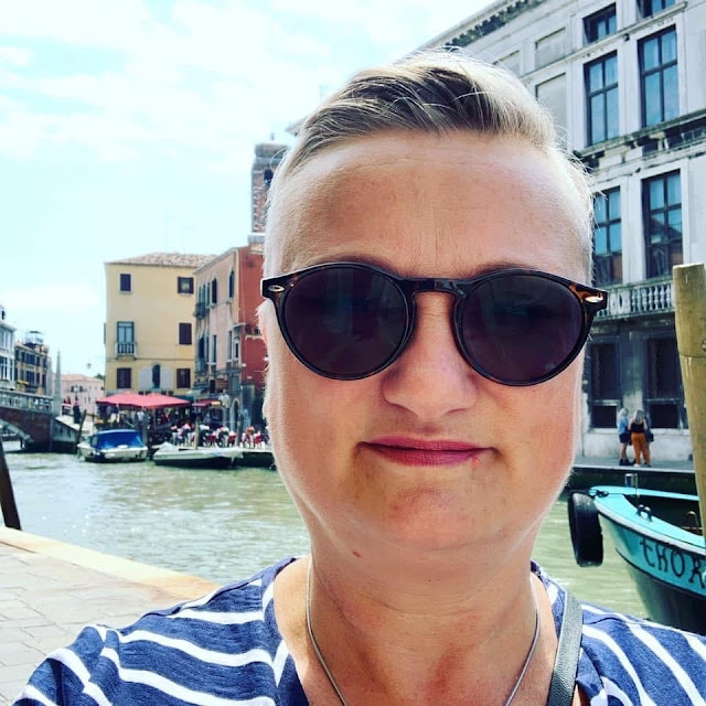 madmumof7 in Venice, Italy 2019