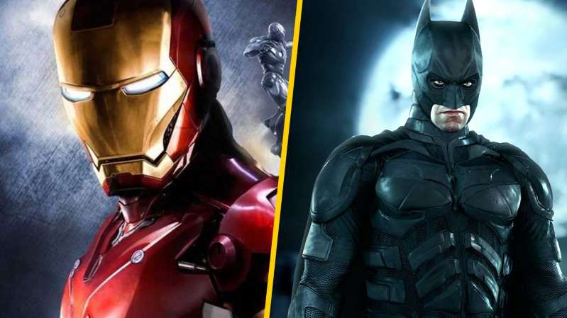 Iron Man Vs. Batman