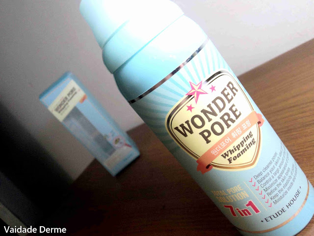 Wonder Pore Whipping Foaming da Etude House