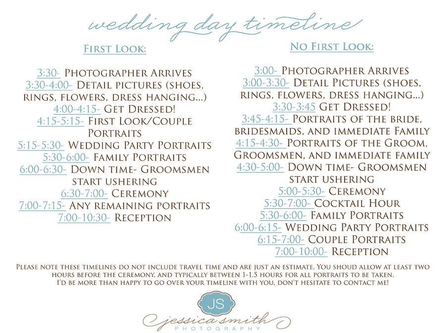 Programul Pentru Ziua Nuntii