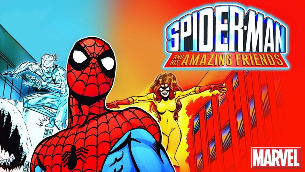 Spider-Man y sus Increíbles Amigos