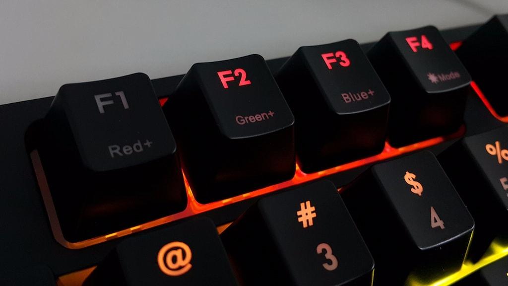 """Hàng phím F """"thần thánh"""" của máy tính làm được những gì ?"""