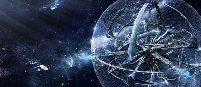 Art, Science Fiction, Yorktown, Star Trek, Star Trek Beyond