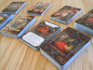 Mansions of Madness small cards
