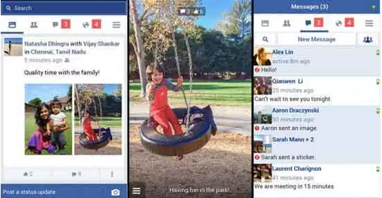 Facebook Lite App Install 2017