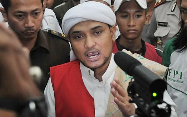 """Mewakili PA 212, Habib Novel Bamukmin """"Talak"""" Prabowo yang Tak Lagi Di Barisan Imam Besar"""
