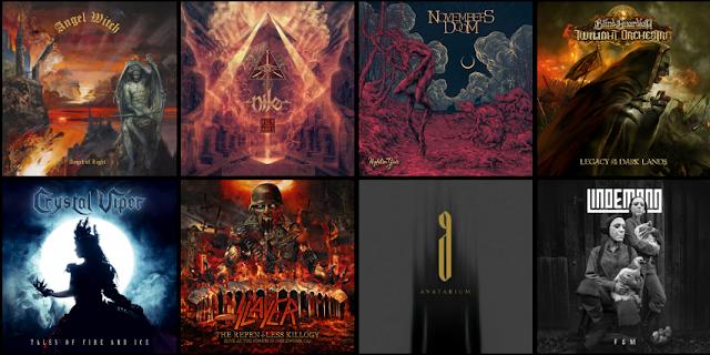 nowości rock metal listopad 2019
