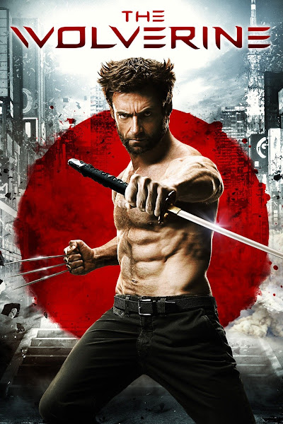 Poster of The Wolverine (2013) Extended Dual Audio [Hindi-DD5.1] 1080p BluRay ESubs Download