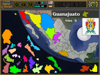 Play Mexico Puzzle