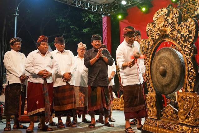 Jaya Negara Buka Gelaran DPKJ Art Festival Tahun 2019