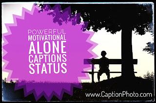 Feeling Alone Captions