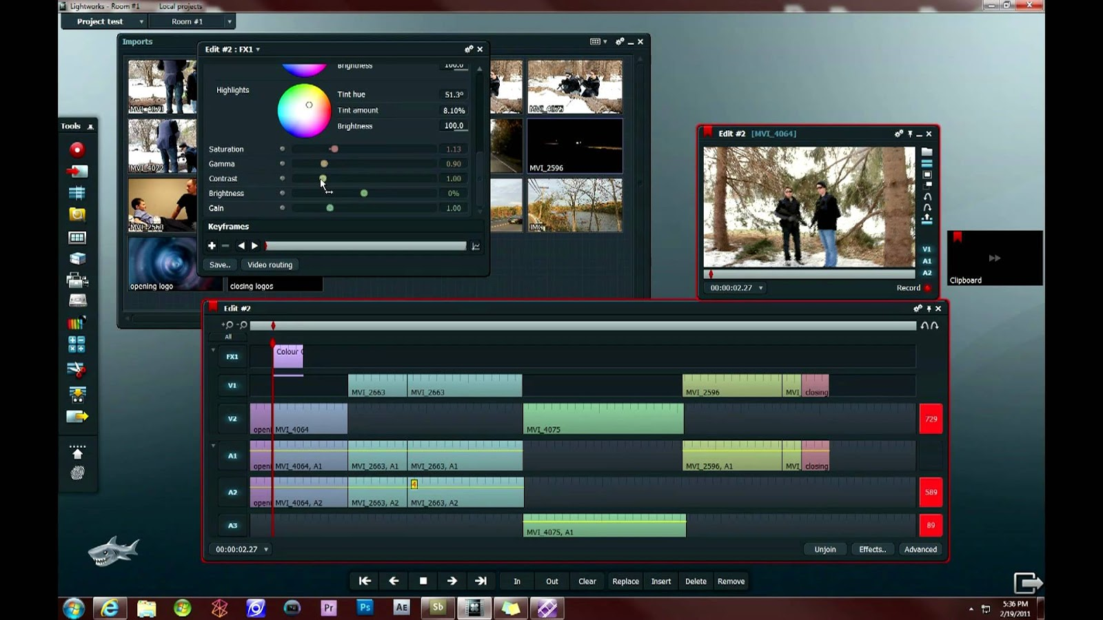 best free movie video editing software for windows pc 2017