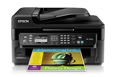 Epson WorkForce WF-2548 Driver Download