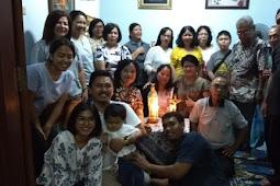 Pertemuan Bulanan Lingkungan St. ARCADIUS 1