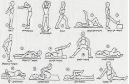 Manfaat kelentukan badan bagi kesehatan