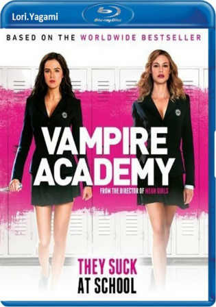 Vampire Academy 2014 BluRay 950MB Hindi Dual Audio 720p Watch Online Full Movie Download bolly4u
