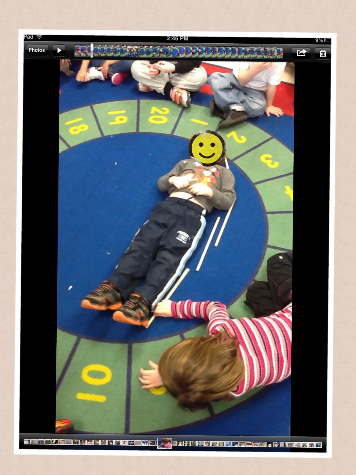 Teamjelleybean Kindergarten Inquiry Into Measurement