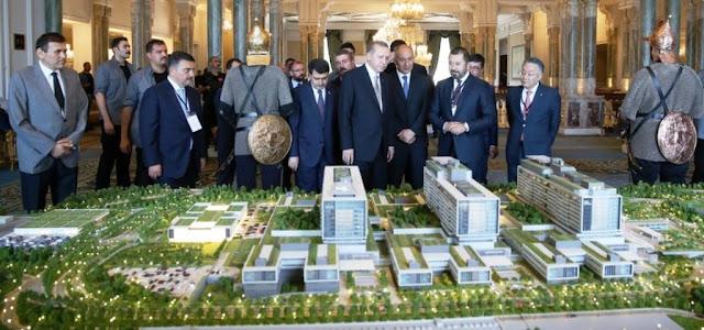 مقاوم للزلازل.. 32 ألف زائر يومياً.. الأكبر في أوربا.. المشفى الذي اقتتحه أردوغان